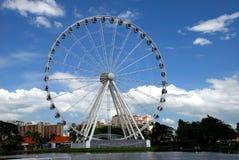 Rodas de Ferris Fotos de Stock