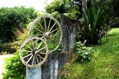 Rodas de vagão Imagem de Stock Royalty Free