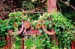 Rodas dentadas Foto de Stock