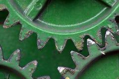 Rodas denteadas Fotografia de Stock