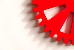 Rodas denteadas coloridas Imagem de Stock Royalty Free