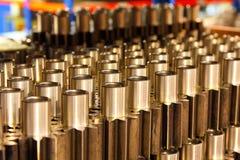 Rodas denteadas da máquina Imagem de Stock