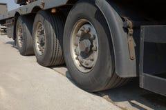 Rodas do caminhão Fotografia de Stock Royalty Free
