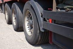 Rodas do caminhão Imagens de Stock