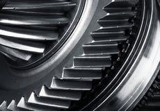 Rodas do metal da engrenagem Imagem de Stock Royalty Free