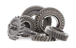Rodas do metal da engrenagem Foto de Stock