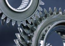 Rodas do metal da engrenagem Fotografia de Stock Royalty Free