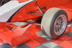 Rodas e pneumáticos Imagens de Stock Royalty Free