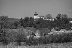 Rodbav kościół obraz stock