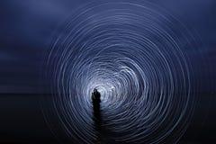 Тень rodden Стоковое фото RF