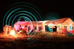 Тень rodden Стоковые Фотографии RF