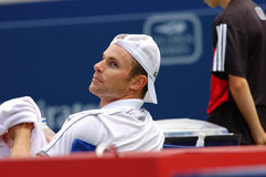 Roddick Andy # 5 in the world (8) Royalty Free Stock Photo