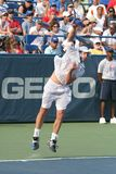Roddick: Tennis Player Serve Stock Images