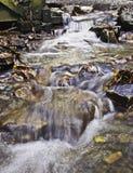 Roddlesworth waterfall Royalty Free Stock Photo