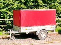 Aanhangwagen Royalty-vrije Stock Foto