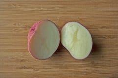 Rode aardappels Royalty-vrije Stock Foto