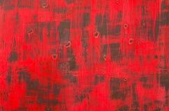 Rode abstracte achtergrond Royalty-vrije Stock Fotografie