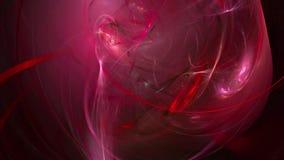 Rode abstracte de motieachtergrond van het draaipatroon royalty-vrije illustratie