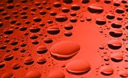 Rode Achtergrond Stock Afbeeldingen