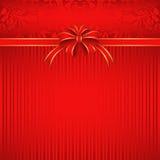 Rode achtergrond Royalty-vrije Stock Fotografie