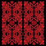 Rode apen Stock Afbeelding