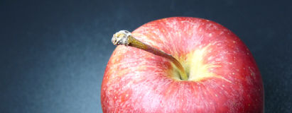 Rode appel Stock Afbeeldingen