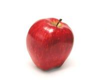 Rode appel. Royalty-vrije Stock Foto's
