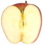 Rode appel Stock Foto's
