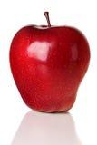 Rode appel. stock foto