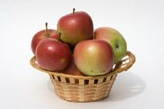Rode appelen Royalty-vrije Stock Foto's