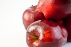 Rode appelen 82 Royalty-vrije Stock Foto