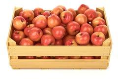 Rode appelen het krat stock foto 39 s 94 rode appelen het krat stock afbeeldingen stock - Krat met appel ...