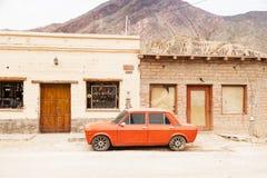 Rode Auto Stock Foto