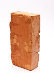 Rode baksteen Royalty-vrije Stock Afbeelding