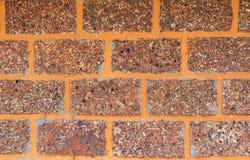 Rode baksteen Royalty-vrije Stock Foto