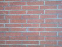 Rode bakstenen muurtextuur Royalty-vrije Stock Fotografie