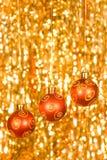 Rode ballen Royalty-vrije Stock Afbeelding