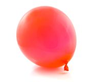 Rode ballon Royalty-vrije Stock Foto's