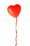 Rode ballon Royalty-vrije Stock Foto