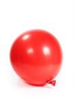 Rode ballon Royalty-vrije Stock Afbeeldingen