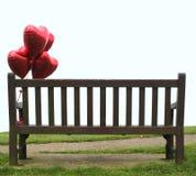 Rode Ballons Royalty-vrije Stock Afbeelding