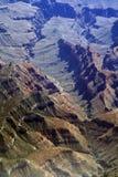 Rode bergen Royalty-vrije Stock Afbeelding