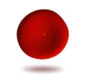 Rode bloedcellen Stock Foto's