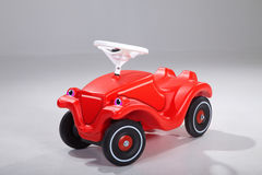 Rode bobby auto stock foto's