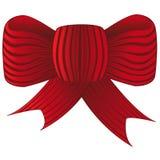 Rode boog Royalty-vrije Stock Fotografie