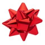 Rode boog Stock Afbeelding
