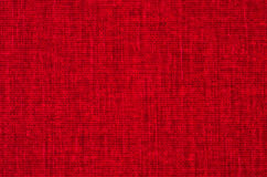 Rode canavas Royalty-vrije Stock Afbeeldingen