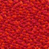 Rode cirkelachtergrond Royalty-vrije Stock Afbeelding