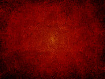 Rode donkere muurachtergrond Stock Foto's