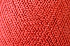 Rode draad Stock Fotografie